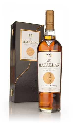 The Macallan 12 Year Old Re-Awakening
