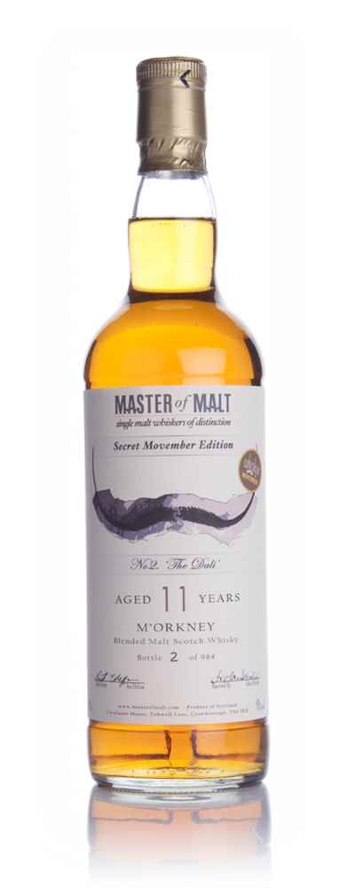 Whisky 4 Movember No 2. The Dali