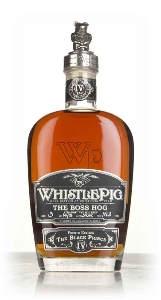 WhistlePig 14 Year Old - The Boss Hog 2017 Edition (cask 3)