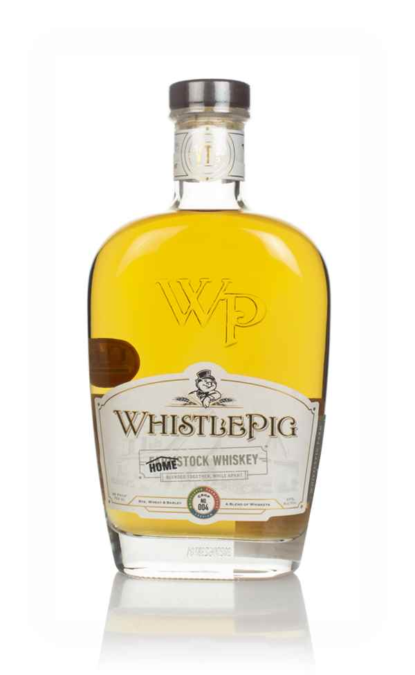 WhistlePig HomeStock Crop No.004