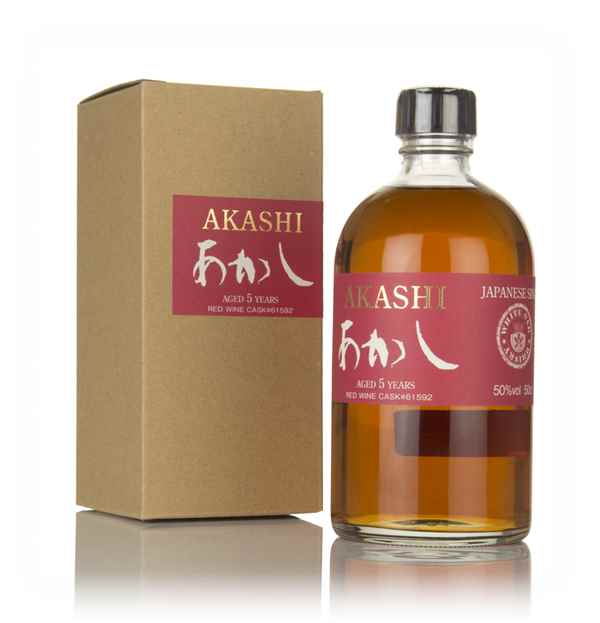 White Oak Akashi 5 Year Old Red Wine Cask