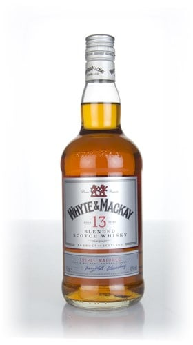 Whyte and mackay triple matured