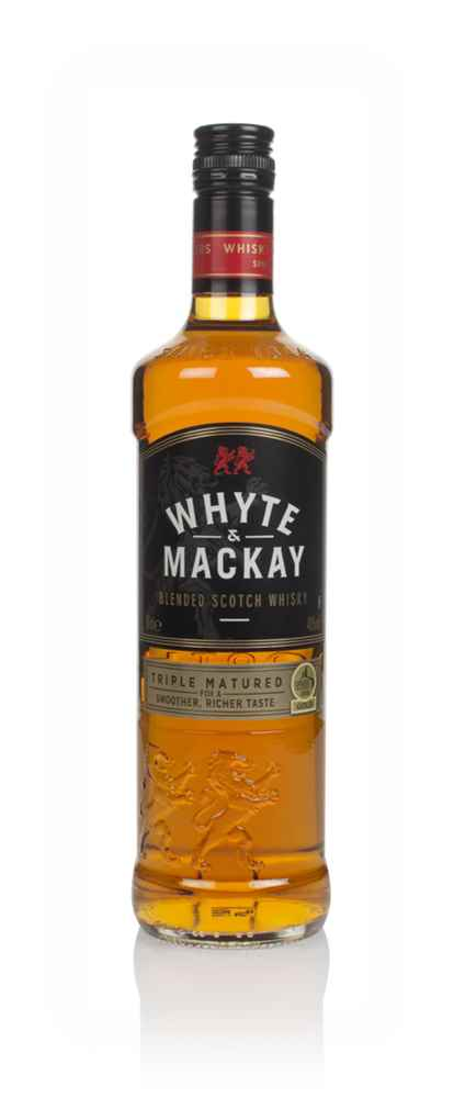 Whyte and Mackay Special Blended Scotch Whisky