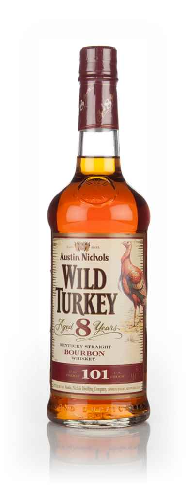 Wild Turkey 8 Year Old 101