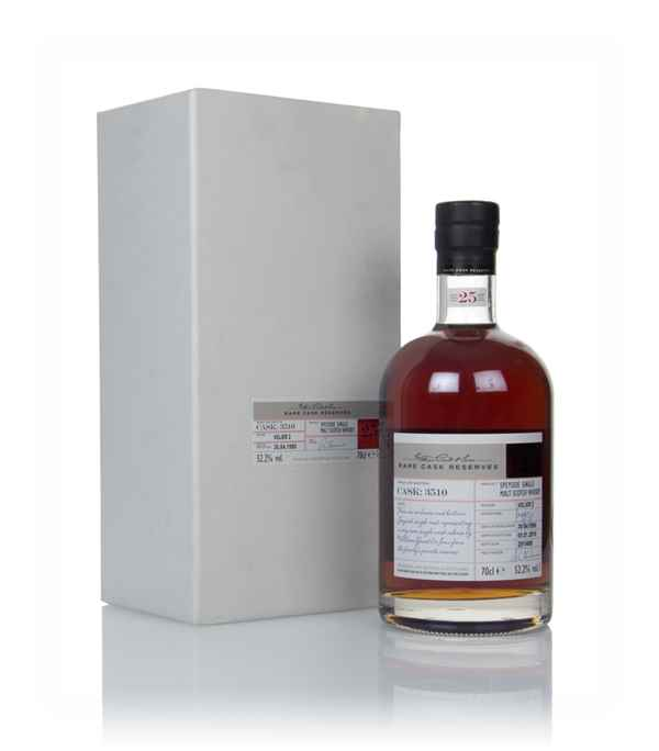 Velier 2 25 Year Old 1990 (cask 3510)  - Rare Cask Reserves (William Grant)
