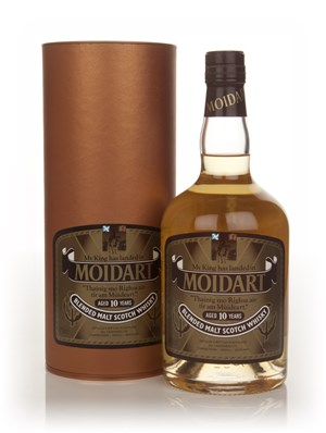 Moidart 10 Year Old (WM Cadenhead)