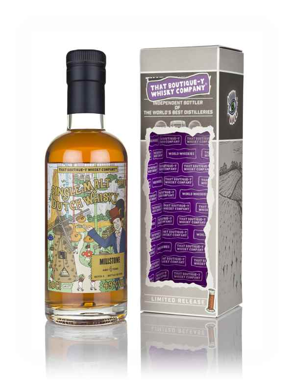 Millstone 4 Year Old (That Boutique-y Whisky Company)