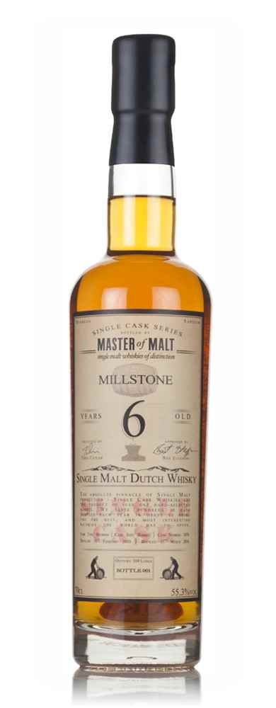 Millstone 6 Year Old 2010 (cask 1874) - Single Cask (Master of Malt)