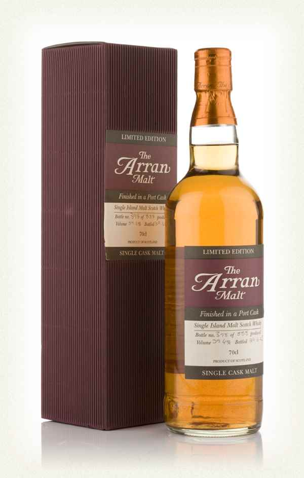 Arran Port Cask Finish (2005 Release)