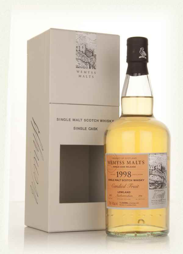 Candied Fruit 1998 - Wemyss Malts (Auchentoshan)