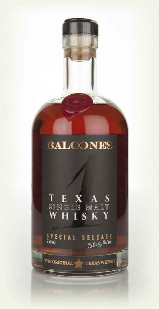 Balcones Texas Single Malt 50.5%