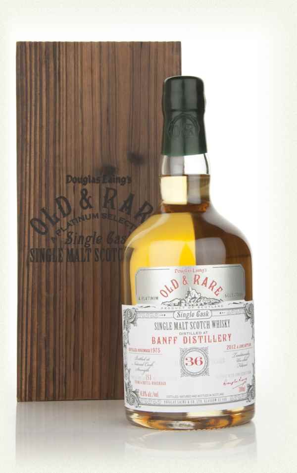 Banff 36 Year Old 1975 - Old and Rare (Douglas Laing)