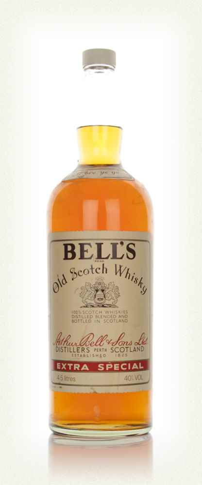Bell's Blended Scotch Whisky - 1970s