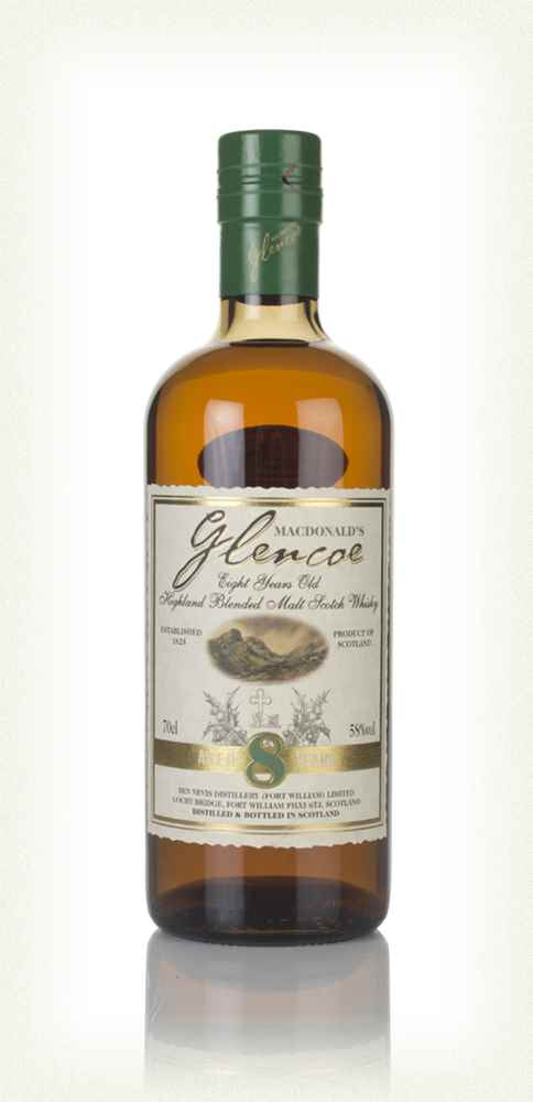 Macdonald's Glencoe 8 Year Old