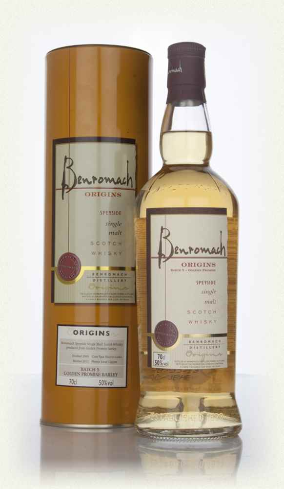 Benromach Origins 2005 - Batch 5 (Golden Promise)