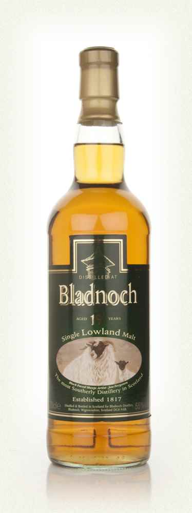 Bladnoch 19 Year Old - Sheep Label