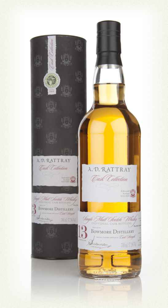 Bowmore 13 Year Old 2000 (cask 65) - Cask Collection (A.D. Rattray)