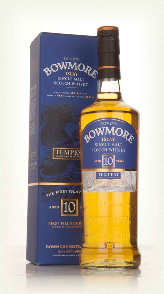 Bowmore Tempest 10 Year Old - Batch 4