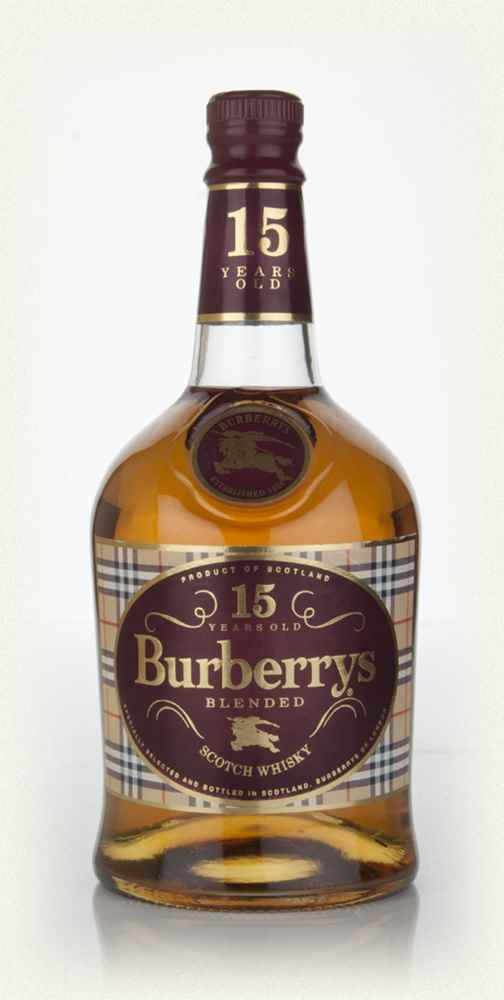 Burberry's 15 Year Old Blended Whisky