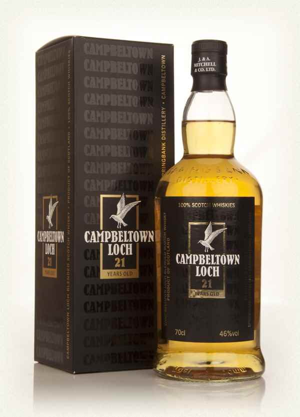 Campbeltown Loch 21 Year Old 40%