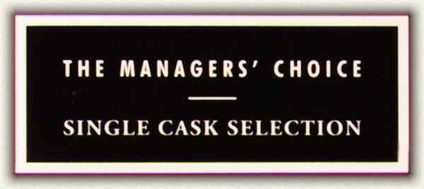 Caol Ila 1997 - Managers Choice