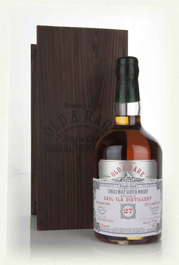 Caol Ila 27 Year Old 1984 - Old and Rare (Douglas Laing)