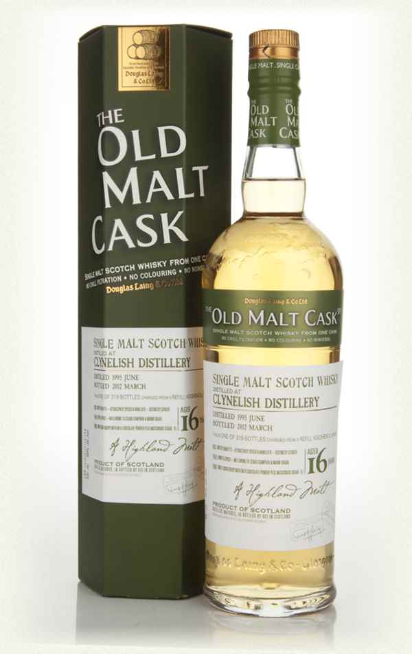 Clynelish 16 Years Old 1995 - Old Malt Cask (Douglas Laing)