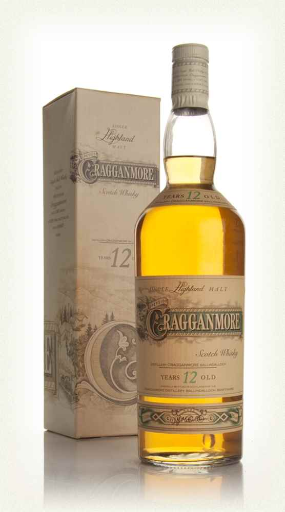Cragganmore 12 Year Old 1l