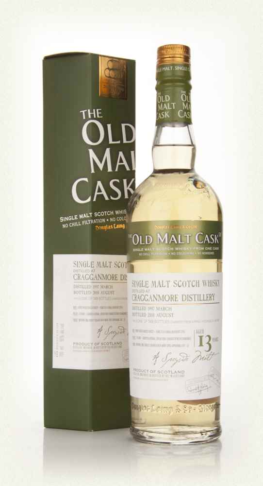 Cragganmore 13 Year Old 1997 - Old Malt Cask (Douglas Laing)