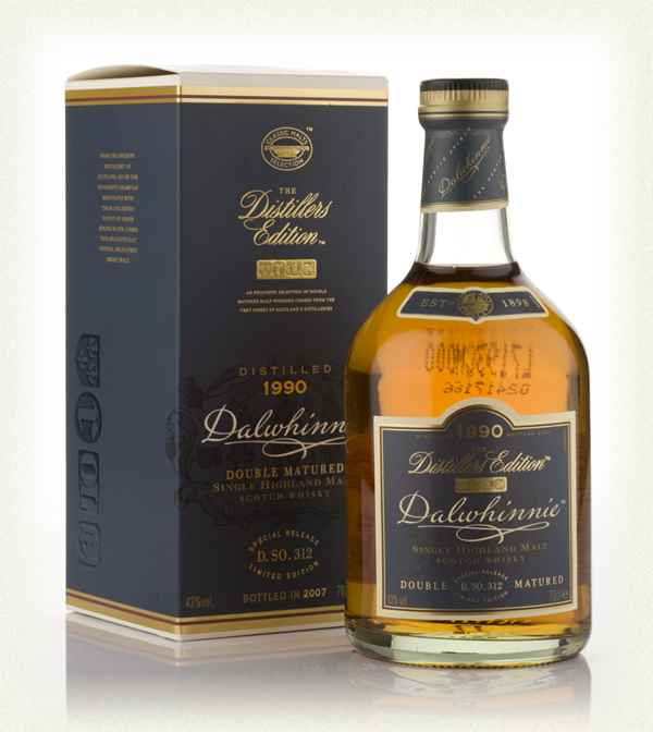 Dalwhinnie 1990 (bottled 2007) Oloroso Cask Finish - Distillers Edition