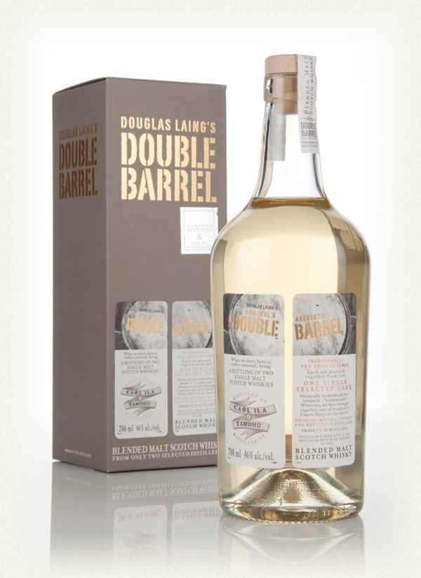 Caol Ila & Tamdhu - Double Barrel (Douglas Laing) (New Bottling)