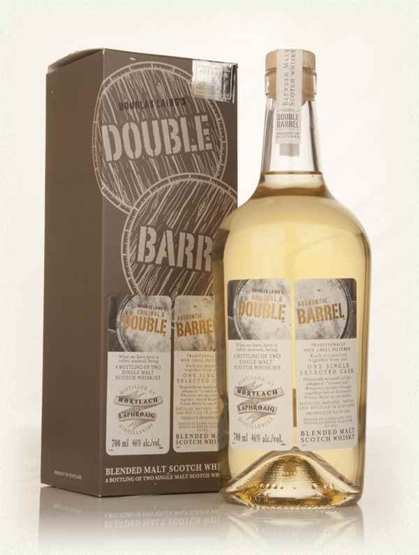Mortlach & Laphroaig - Double Barrel (Douglas Laing)