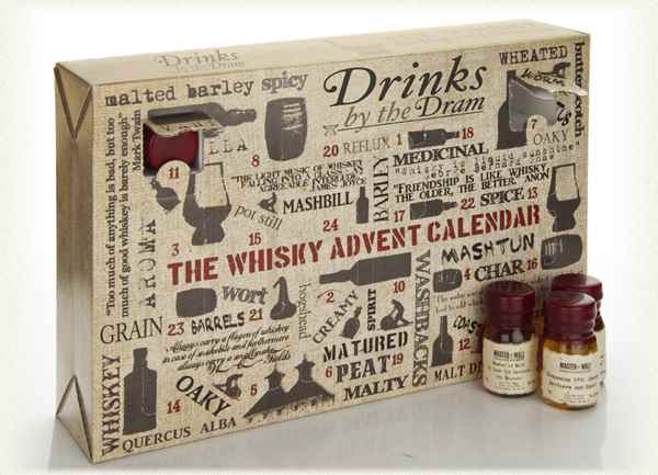 The Whisky Advent Calendar (2012 Edition)