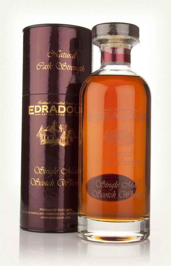 Edradour 14 Year Old 1997 - Ibisco Decanter