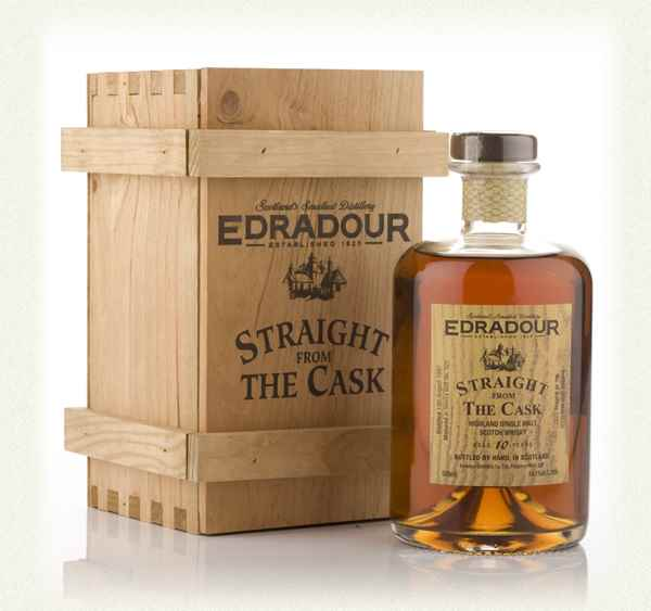 Edradour 10 Year Old 1998 (cask 325) - Straight from the Cask