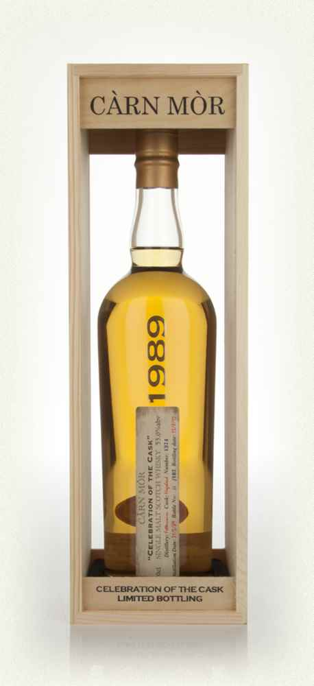 Fettercairn 23 Year Old 1989 (cask 1374) - Celebration of the Cask (Càrn Mòr)
