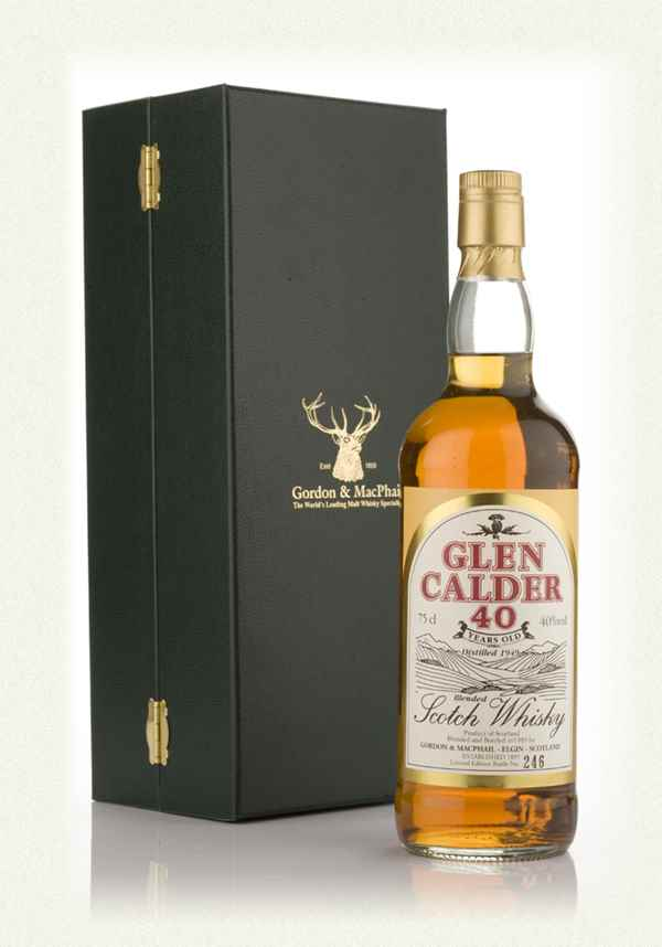 Glen Calder 40 Year Old 1949 (Gordon and MacPhail)