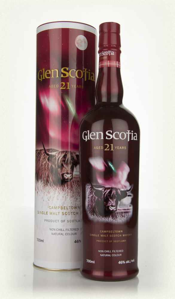 Glen Scotia 21 Year Old