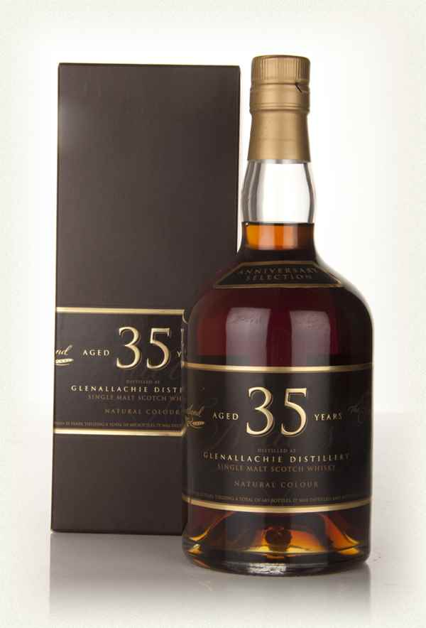 Glenallachie 35 Year Old Sherry Cask (Speciality Drinks)