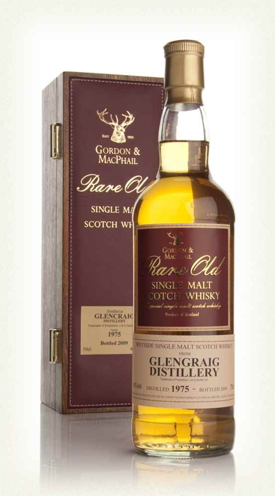 Glencraig 1975 - Rare Old (Gordon and MacPhail)