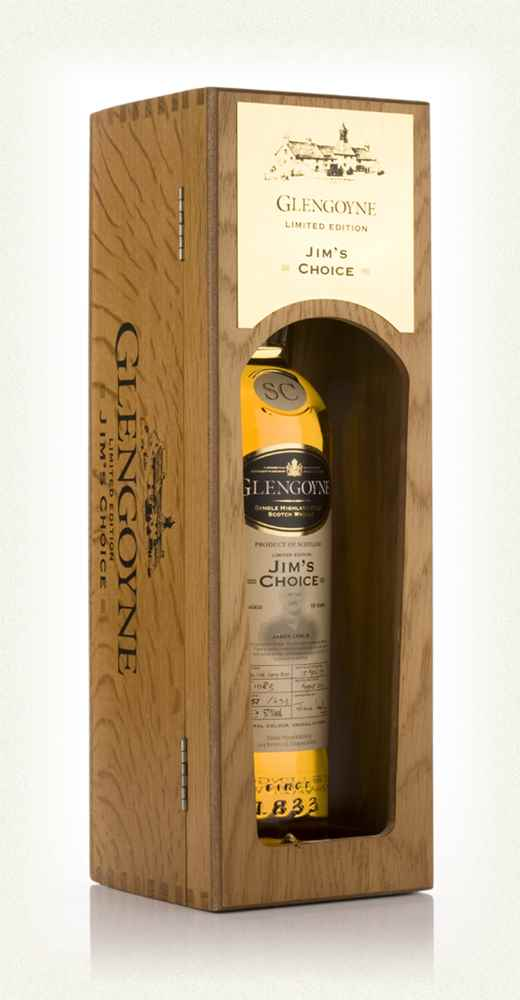 Glengoyne 15 Year Old 1991 Jim's Choice
