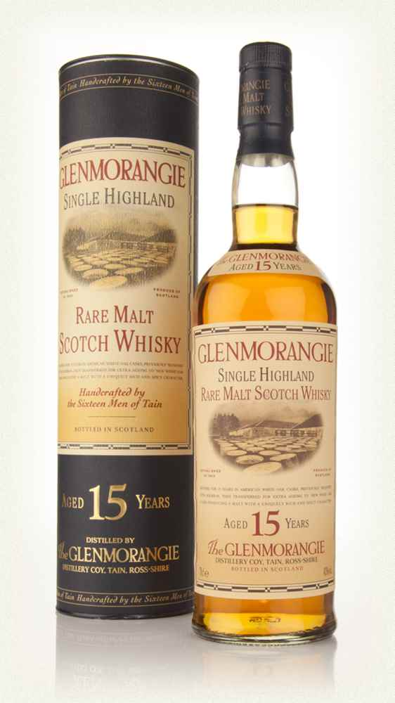 Glenmorangie 15 Year Old