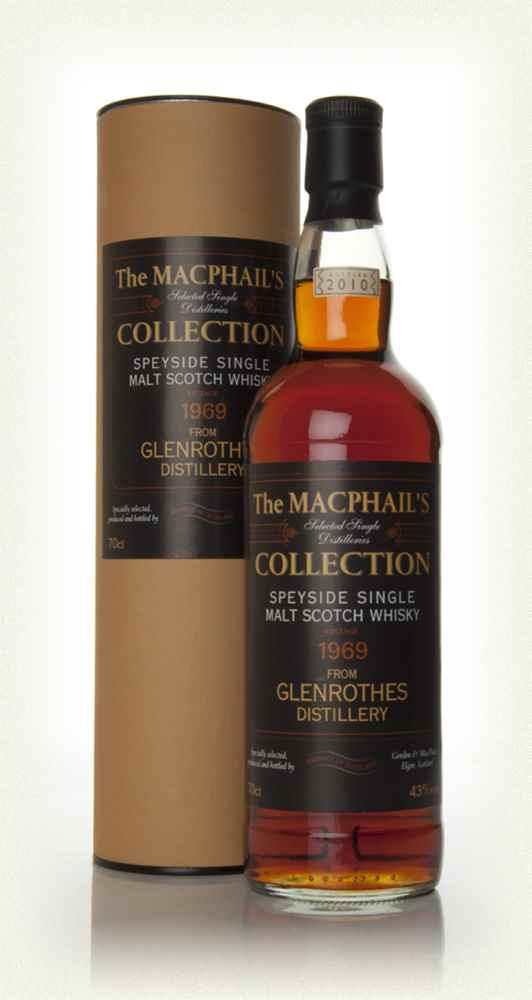 Glenrothes 1969 (bottled 2010) - The Macphail's Collection (Gordon & Macphail)