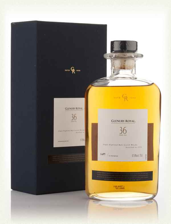 Glenury Royal 36 Year Old 1970