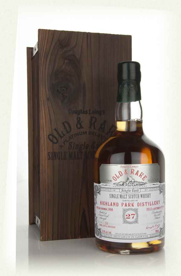 Highland Park 27 Year Old 1984 - Old and Rare (Douglas Laing)