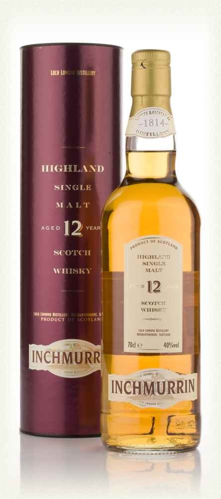 Inchmurrin 12 Year Old (Old Bottling)