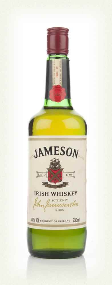 Jameson Irish Whiskey - 1970s