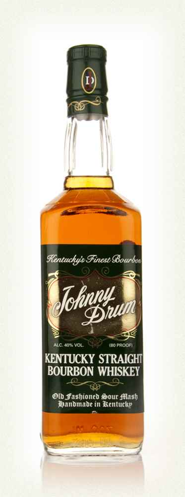 Johnny Drum Green Label 4 Year Old