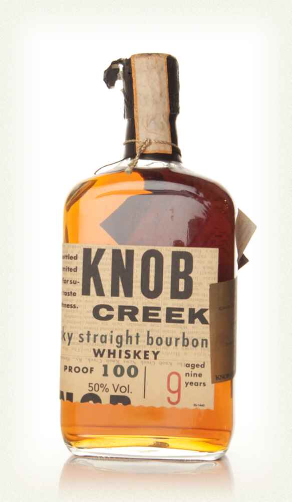 Knob Creek 9 Year Old - 1996