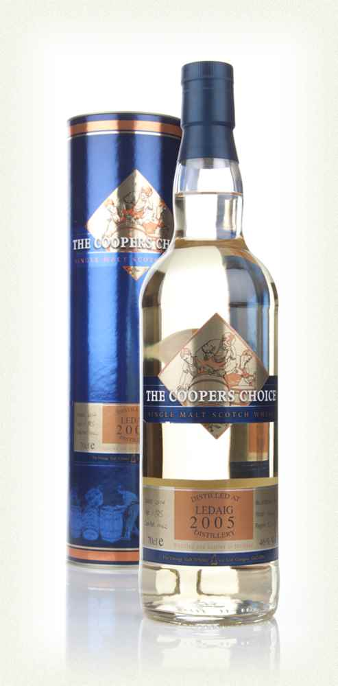 Ledaig 8 Year Old 2005 (cask 0062) - The Coopers Choice (The Vintage Malt Whisky Co.)